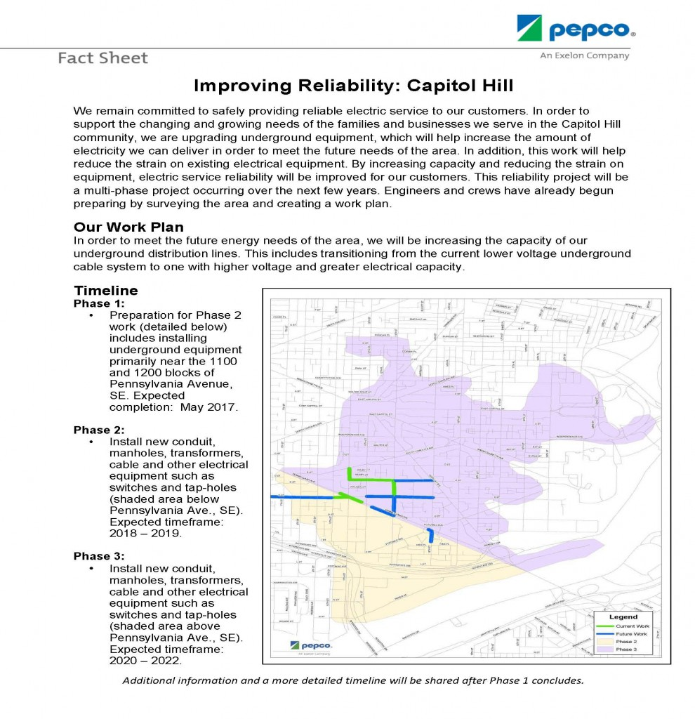 Capitol Hill Reliability Work Fact Sheet_Page_1